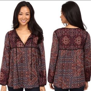 Sanctuary Belle Boho blouse